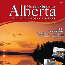Visitors Guide to Alberta 2