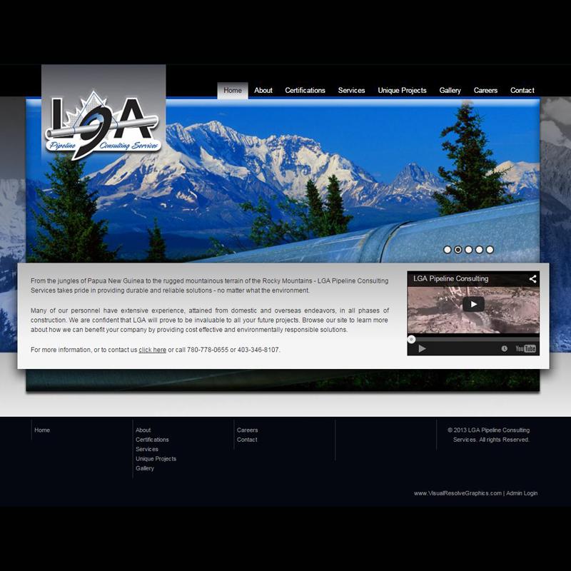LGA Pipeline Consulting Ltd.