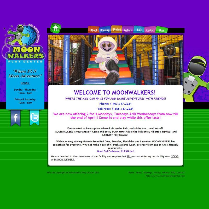 Moonwalkers Playcentre
