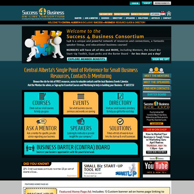 Success 4 Business Online Consortium