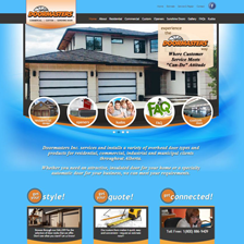 Doormasters Website