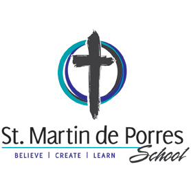 St. Martins of Assisi School Logo