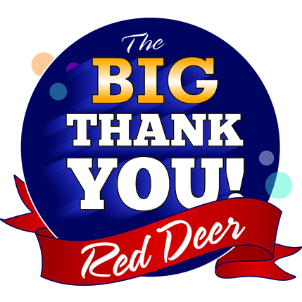 The Big Thank You!