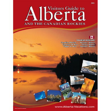 Visitors Guide to Alberta