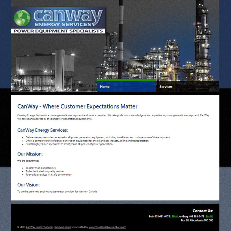 Canway Energy Services Ltd.