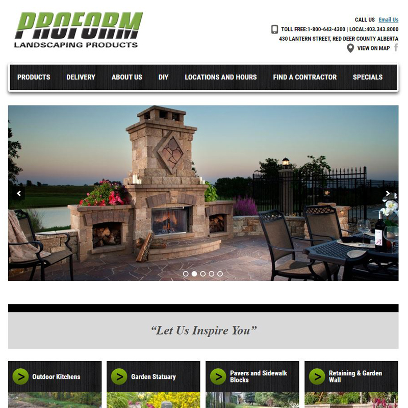 Proform Landscape Products Ltd.