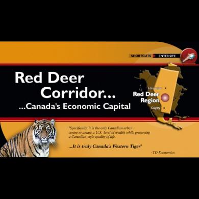 Red Deer Corridor