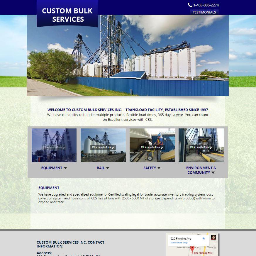 Custom Bulk Services