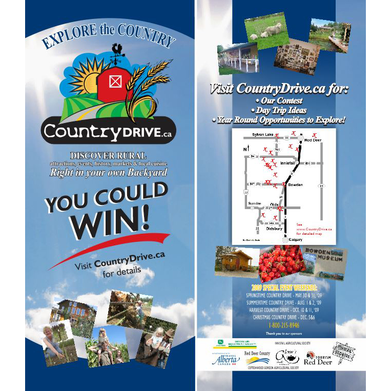 Country Drive Brochure